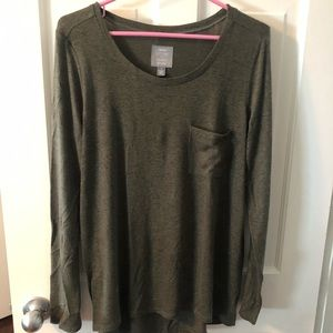 aerie just add leggings long sleeve